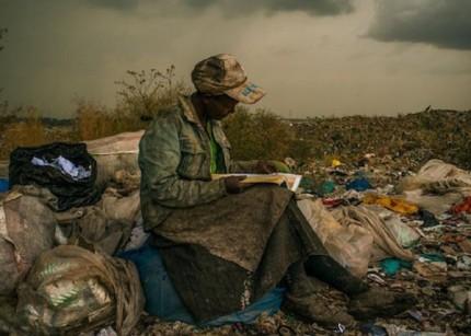 垃圾堆上的阅读