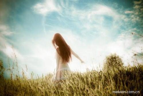 邂逅,生活里的那一抹阳光