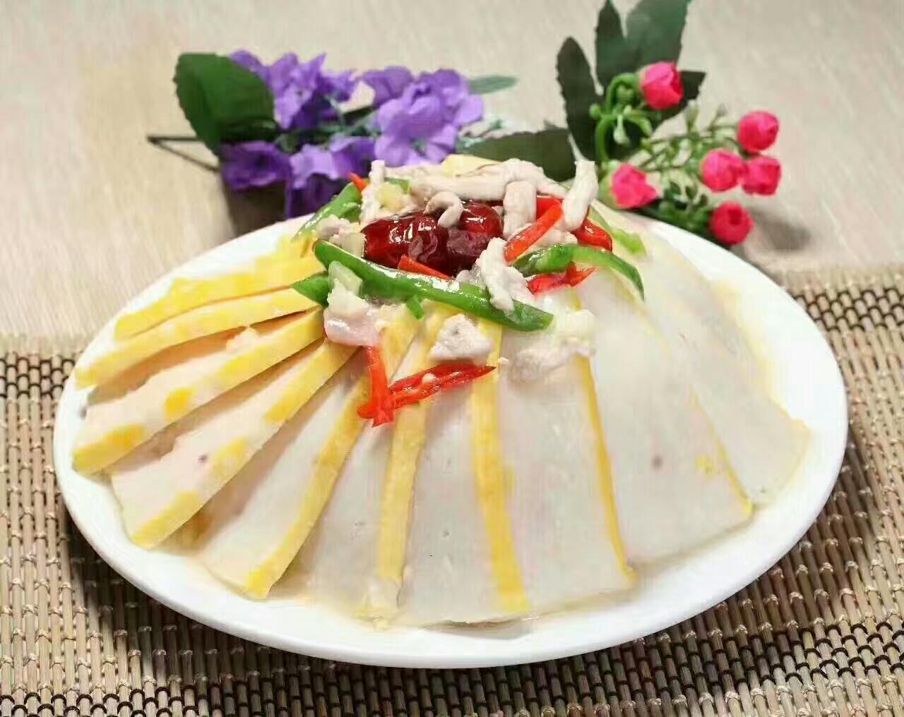 CCTV舌尖上的美食,湖北省公安牛肉,荆州鱼糕