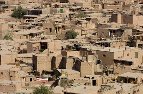 新疆喀什噶尔老城的特色